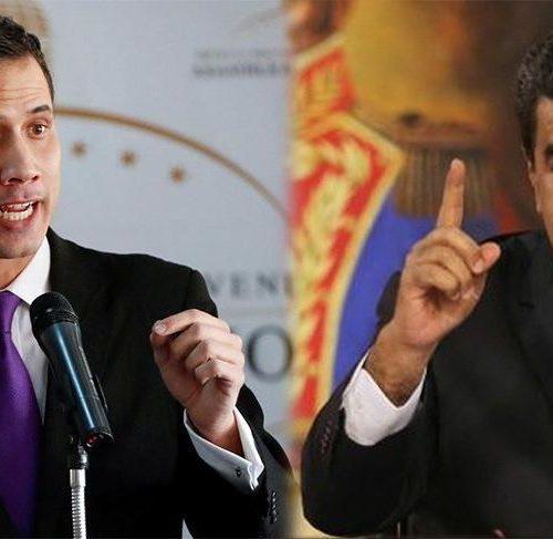 Venezolanos en el exilio piden a Reino Unido no entregar el oro a Guaidó ni a Maduro