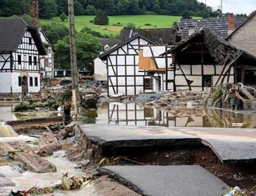 Alemania registra al menos 135 fallecidos tras inundaciones