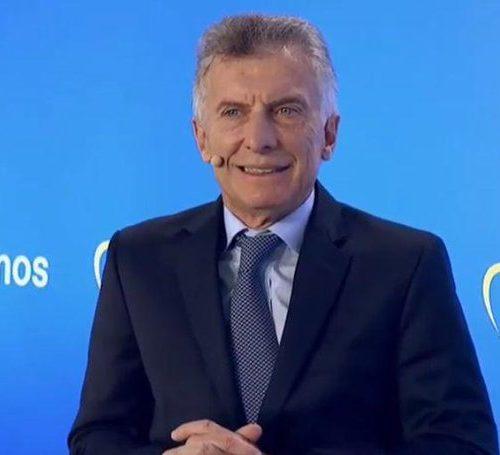 Macri afirmó que Argentina necesita más cultura de trabajo y menos mesianismo