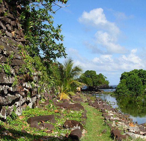 Misterios y Curiosidades de Nan Madol – la Venecia del Océano Pacífico