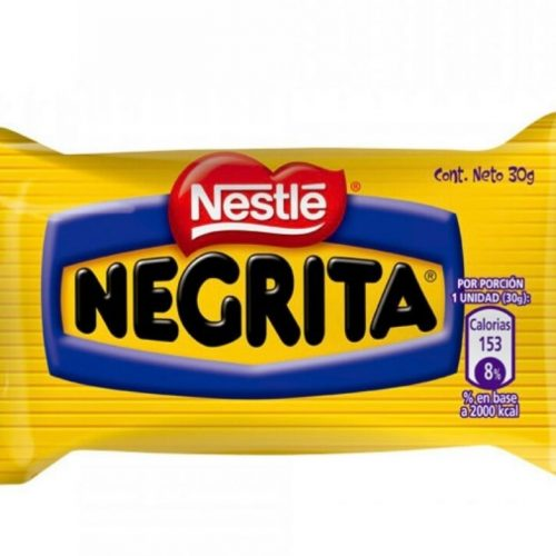 Chile: Nestlé cambia el nombre de su galleta 'Negrita' tras evaluar el uso de estereotipos en sus marcas