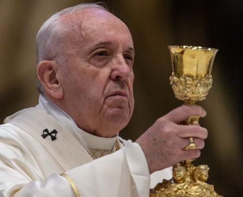 El Papa Francisco modifica las normas para la celebración de misas a la antigua