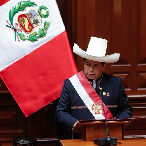 """Perú: Presidente Castillo da un plazo de 72 horas para que los """"delincuentes extranjeros"""" salgan del país"""