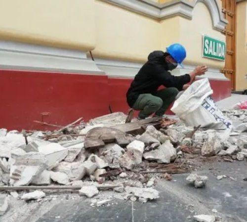 Sismo de 6,1 sacudió la región de Piura, el norte de Perú