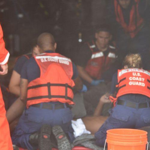 Naufragio de embarcación cubana en costas de Florida deja 13 sobrevivientes y 9 desaparecidos