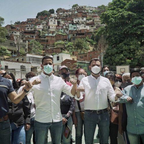 """Caracas Ciudadana y Antonio Ecarri lanzaron propuesta educadora: """"Estamos construyendo la gran unidad independiente"""""""