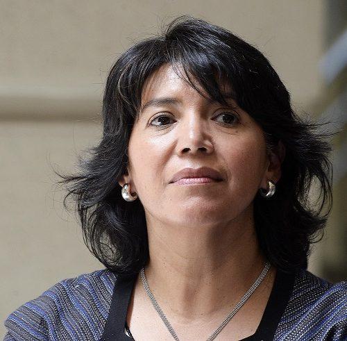 Presidenta del Senado chileno anunció su candidatura presidencial