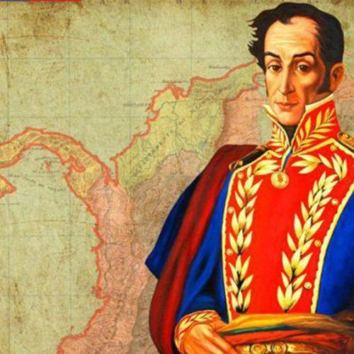 24 de Julio – Hoy se conmemoran 238 años del natalicio del Libertador Simón Bolívar