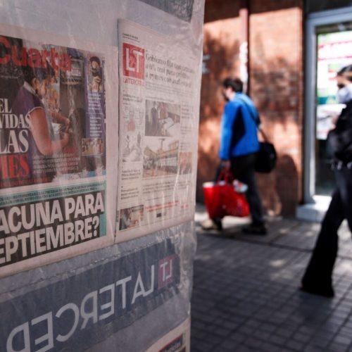Santiago de Chile disfruta de su primer fin de semana sin cuarenta en cuatro meses