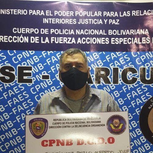 Detienen al director de la Banda Show Caracas por supuesta agresión sexual
