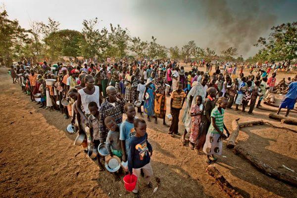 Más de 800 millones de personas en el mundo sufrieron hambre en 2020