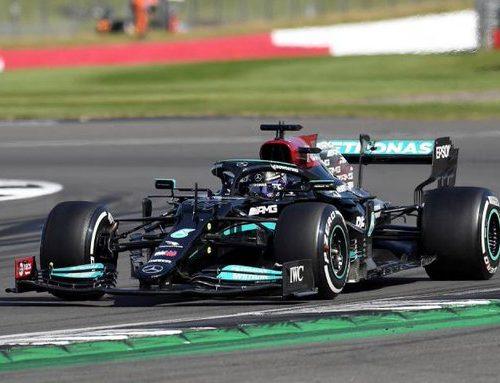 Lewis Hamilton se coronó como campeón en el Gran Premio de Gran Bretaña