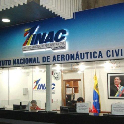 INAC publicó condiciones requeridas para la reactivación de las operaciones aéreas en Venezuela