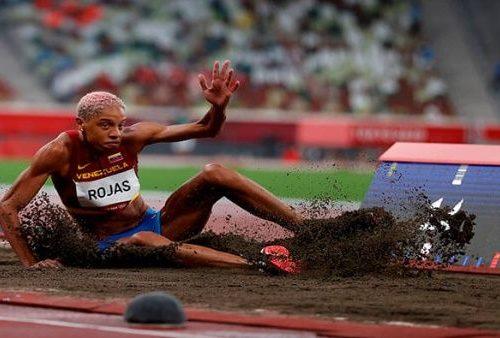 Yulimar Rojas clasificó a la final de salto triple en Tokio 2020