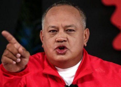 """Diosdado Cabello afirmó que afinan detalles para primarias del Psuv: """"Estamos listos"""""""