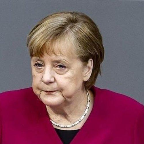 """Merkel considera que situación de Oriente Medio es """"amarga"""""""