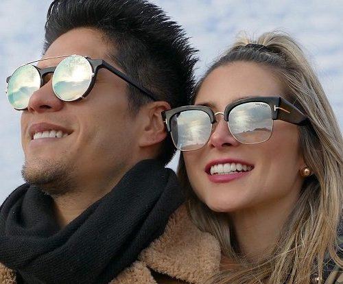 Natasha Araos desmiente rumores de separación con su esposo Chyno