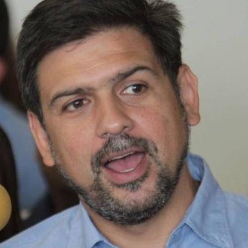 """Carlos Ocariz: """"Estamos luchando por condiciones. Esta elección es muy importante"""""""
