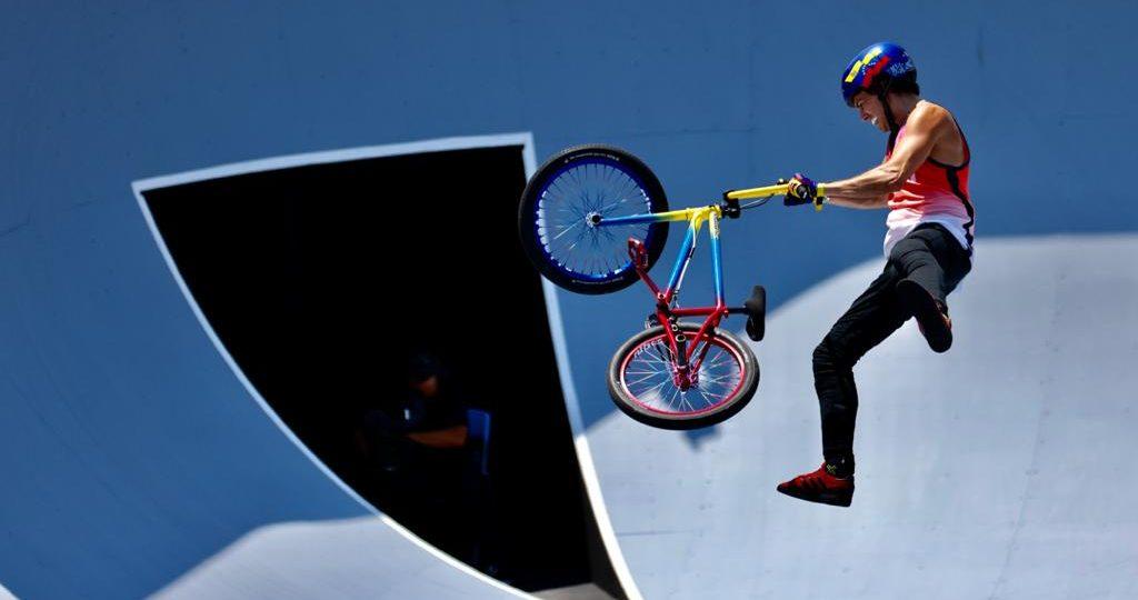 """Daniel Dhers a Maduro: """"Cuente conmigo si quiere desarrollar el deporte"""""""