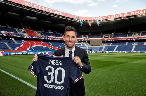 Lionel Messi recibirá parte del pago de su fichaje en criptomonedas
