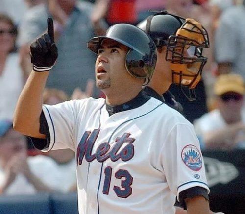 Inmortalizan al venezolano Edgardo Alfonzo en el Salón de la Fama de los Mets de Nueva York