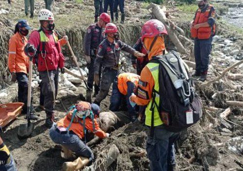 Mérida: Hallan cuerpo entre los escombros de una mujer embarazada