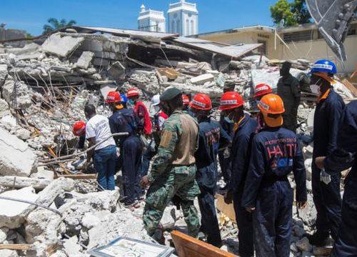 Venezuela envió 30 toneladas de ayuda a Haití tras terremoto