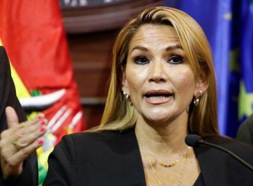 Bolivia: Amplían por seis meses más la detención preventiva de Jeanine Áñez