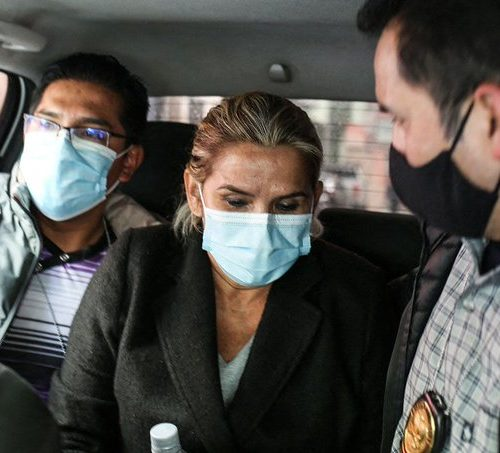 Fiscalía de Bolivia acusó a expresidenta Jeanine Añez por genocidio