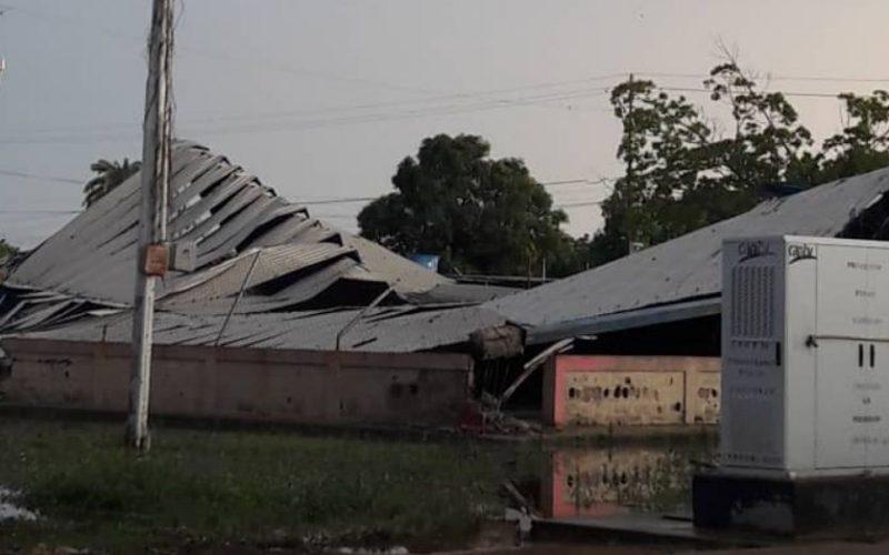 Zulia: Reportan inundaciones y destrozos por fuertes lluvias en La Cañada