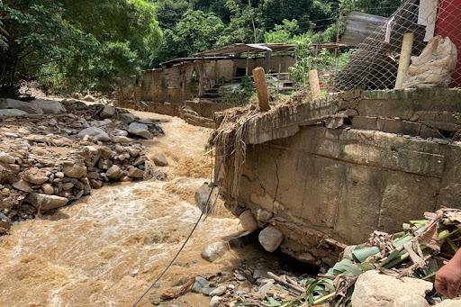 Mérida recibe 17 toneladas de insumos para afectados por lluvias
