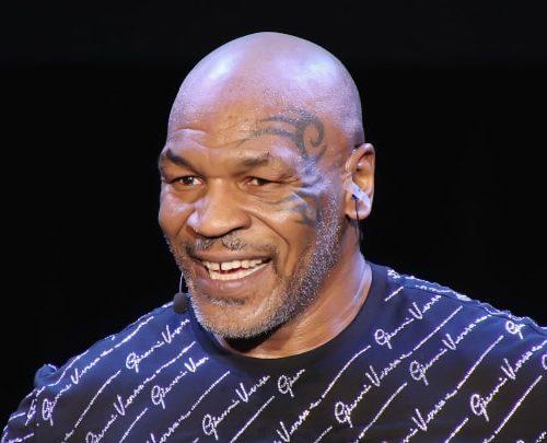 Mike Tyson vuelve a mostrar su poder a los 55 años