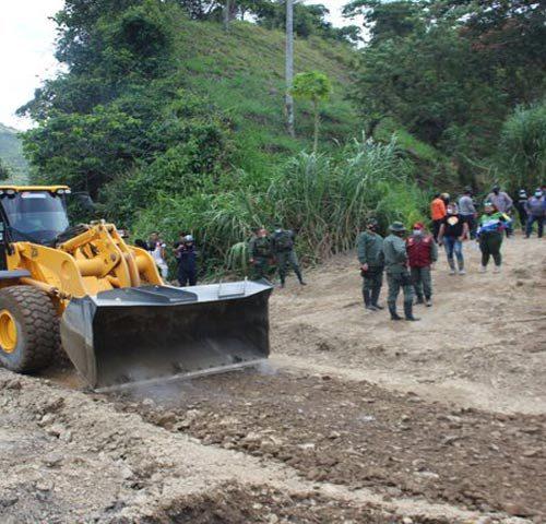 Mérida: Autoridades coordinan puente aéreo hacia comunidades aisladas tras las fuertes lluvias