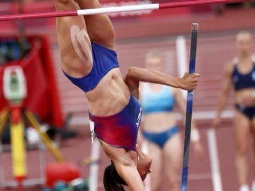 Venezolana Robeilys Peinado clasificó a la final de salto con pértiga en Tokio2020