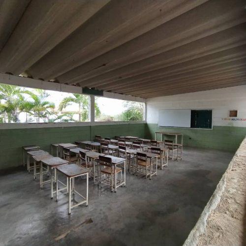 Docentes de Nueva Esparta se niegan retornar a las aulas sin vacunas ni condiciones en los planteles