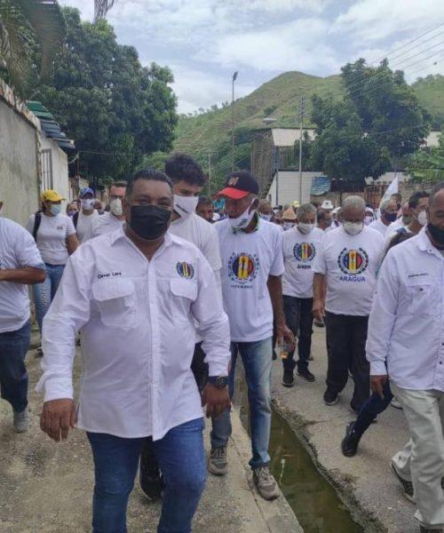 Clever Lara: Más de 700 unidades de transporte público están paralizadas en Aragua por falta de combustible
