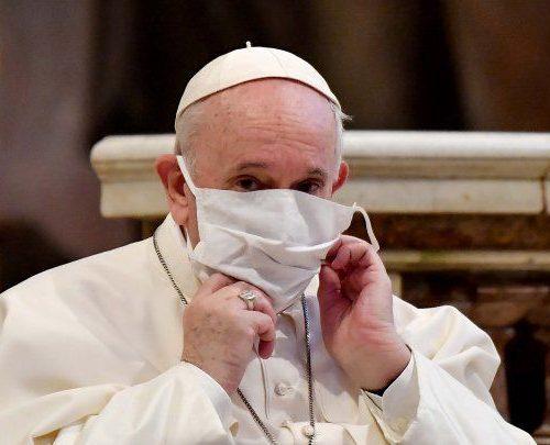 Papa Francisco pidió reducción de la jornada laboral y un salario universal para todos los trabajadores