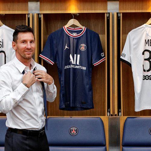 Messi entre los convocados de este domingo con el PSG