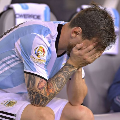 """Messi quedó fuera para el """"mejor delantero"""" de la Champions"""