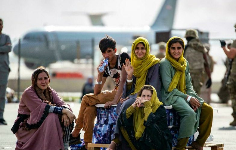 La ONU se prepara para medio millón de refugiados cuando termine evacuación aérea de Afganistán