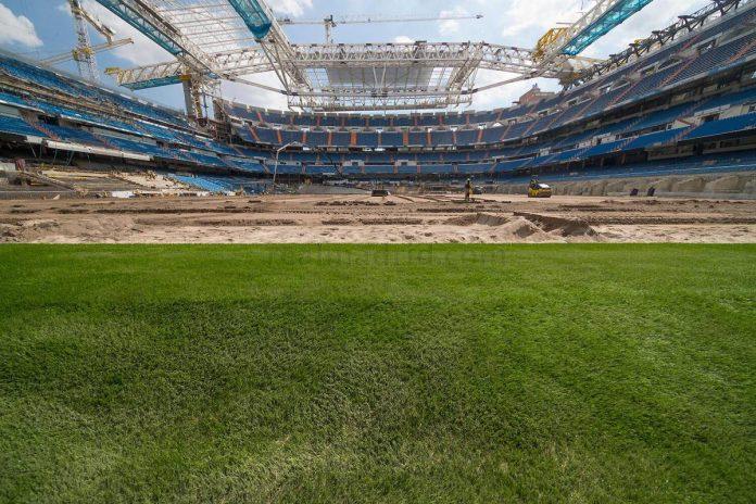 El Santiago Bernabeu reabre sus puertas a un partido luego de 560 días sin fútbol en sus instalaciones