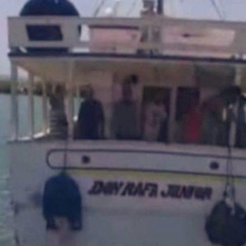 Reportan desaparición de buque pesquero con más de 20 personas a bordo