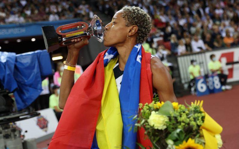 Yulimar Rojas aterrizará en Venezuela el próximo martes
