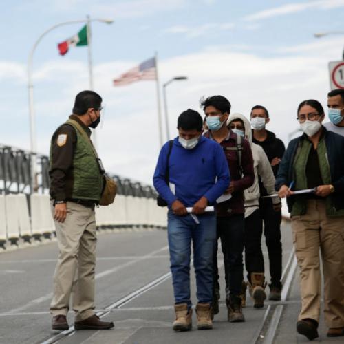México despliega cruel operativo para frenar migración en el país
