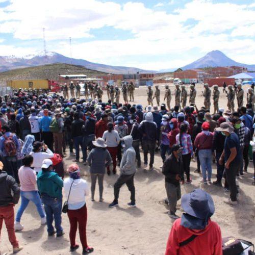 Chile: Cientos de personas varadas en la frontera agravan crisis migratoria en el país