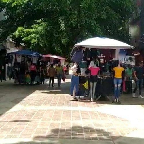 La economía informal gana terreno en Margarita debido a los bajos sueldos