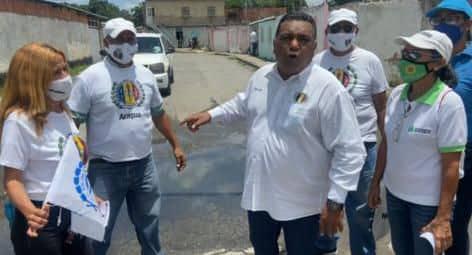 Clever Lara: Más del 85% del municipio Sucre en Aragua tiene cinco días sin servicio eléctrico
