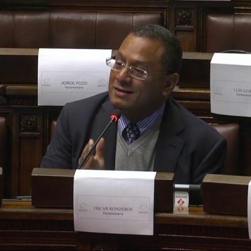 """Ronderos celebra Observación de la UE: """"Todos debemos apostar a una elección transparente"""""""