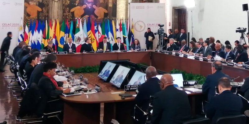 La Celac busca transformar a la OEA y ayudar en lucha anticovid
