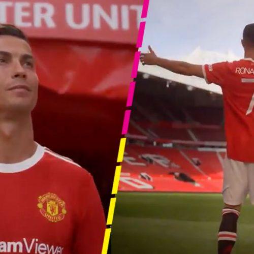 Cristiano Ronaldo debutará este sábado en el Manchester United